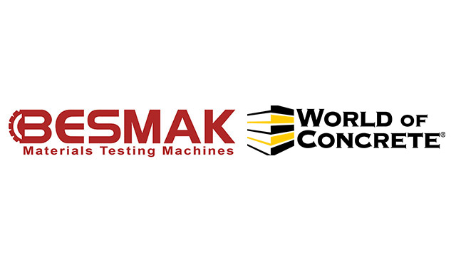 BESMAK -  World Of Concrete'de (WOC)
