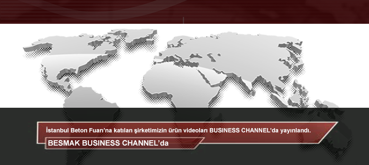 BESMAK Business Channel'da
