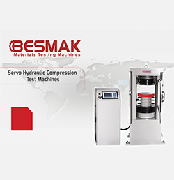 Servo Hydraulic Compression Test Machines